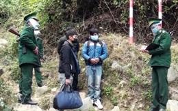 Phát hiện 3 người nhập cảnh trái phép tại biên giới để trốn cách ly
