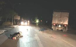 Va chạm với ô tô tải: Nam công nhân Hải Dương tử vong trên đường đi làm