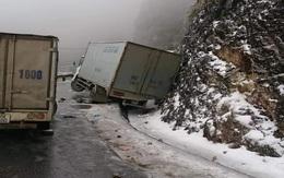 Băng tuyết xuất hiện tại nhiều nơi, Ủy ban ATGT Quốc gia ra công điện khẩn