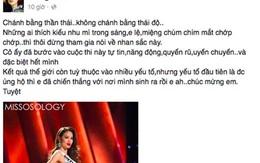 Vẻ gợi cảm của hai hoa hậu Việt có sức hút đặc biệt trong mắt Hồ Ngọc Hà