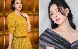 """Nhan sắc yêu kiều của cặp chị em Hồng Diễm - Quỳnh Kool trong """"Hướng dương ngược nắng"""""""