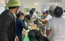 Vụ rơi thang cuốn tại công trình xây dựng ở Nghệ An: 3 người tử vong