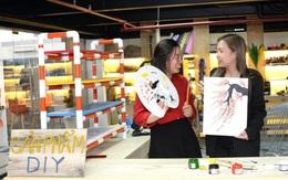 Niềm vui của hai nữ nhân viên trẻ nhận nhà đón Tết