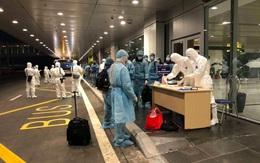 Quảng Ninh: Toàn bộ nhân viên Sân bay Vân Đồn được lấy mẫu xét nghiệm COVID-19