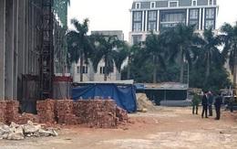 Vụ rơi thang cuốn tại công trình ở Nghệ An: Các cơ quan chức năng vào cuộc làm rõ