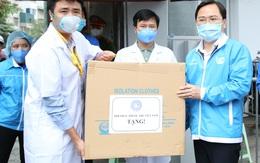 Hỗ trợ khẩn cấp 1,5 triệu khẩu trang y tế cho các tỉnh giáp biên và các tỉnh đang có bệnh nhân COVID-19