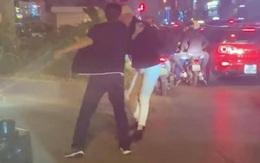 Nam tài xế đánh người nhắc nhở dừng đèn đỏ có dấu hiệu 2 tội danh