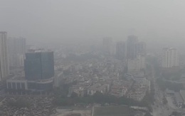 Từ nay đến 3/2021, Hà Nội xuất hiện nhiều hình thái thời tiết khí tượng cực đoan
