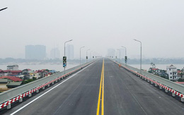 Những tuyến buýt nào ở Hà Nội được phục hồi sau khi cầu Thăng Long sửa chữa xong?