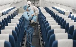 11 người trên một chuyến bay từ Mỹ về Việt Nam ngày đầu năm mới mắc COVID-19