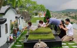 Không thể về quê tảo mộ tiết Thanh minh thì làm sao cho phải đạo, không lo bị phạm với tiền nhân?