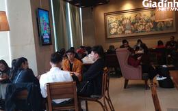 """Hà Nội: Rùng mình với quán ăn rôm rả, tập nập """"như chưa hề có"""" dịch COVID-19"""