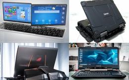 7 chiếc laptop độc đáo nhất từng xuất hiện