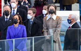 Con gái Phó tổng thống Mỹ Kamala Harris lần đầu sải bước trong Tuần lễ thời trang New York