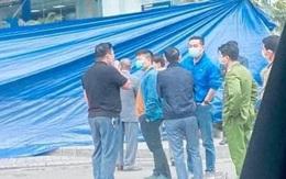 Hà Nội: Phát hiện nam giới tử vong tại sân chung cư  Golden Place
