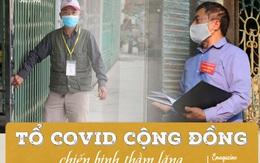 Tổ COVID cộng đồng – Những chiến binh thầm lặng