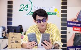 Song Luân tự thưởng iPhone 12 Pro Max sau khi tham gia phim 'Thanh Sói'