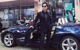 'Ông hoàng nhạc sến' Ngọc Sơn và cách tiêu tiền lạ kì: Mua bảo hiểm trinh tiết đời trai 1 triệu USD, đầu tư 1000 cây vàng đúc tượng chính mình, thuê vệ sĩ chỉ để bảo vệ xe sang