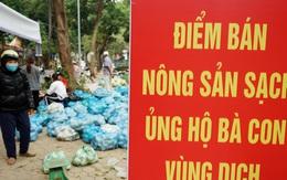 Phó Thủ tướng chỉ đạo gỡ khó cho lưu thông hàng hóa, thúc đẩy tiêu thụ nông sản vùng dịch