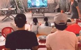 Hình ảnh bình dị bên trong gia đình hào môn của Tăng Thanh Hà