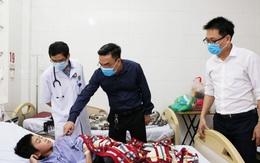 Ăn thịt bê thui, 8 người ở Hà Tĩnh nhập viện nghi ngộ độc