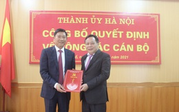 Hà Nội có Giám đốc Sở Kế hoạch và Đầu tư mới