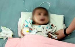 Cái kết ấm lòng của bé trai 3 tháng bệnh nặng bị mẹ bỏ lại bệnh viện