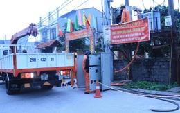 EVNHANOI triển khai thi công các công trình cải tạo nâng cấp lưới điện và đảm bảo điện mùa khô