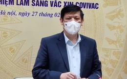 """Bộ trưởng Bộ Y tế: """"Đảm bảo an toàn tuyệt đối cho người dân"""""""