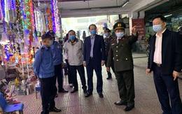 Thái Nguyên lập 27 chốt kiểm soát liên ngành phòng, chống dịch COVID-19