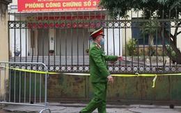 Cuộc gặp hơn 1 giờ đồng hồ ở phòng công chứng khởi đầu chuỗi lây nhiễm COVID-19 ở Hà Nội