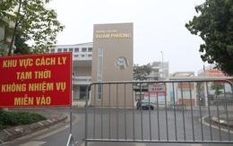 57 học sinh đang cách ly tại trường Tiểu học Xuân Phương (Hà Nội) sắp được đón Tết tại nhà