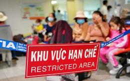 Thần tốc truy vết F1 của nhân viên sân bay Tân Sơn Nhất vừa được phát hiện mắc COVID-19