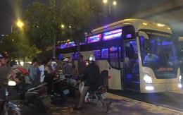 Thanh tra Sở Giao thông vận tải Hà Nội siết chặt an ninh khu vực bến xe Mỹ Đình