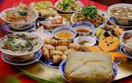 Những thực phẩm vàng rất cần ăn trong mùa Tết
