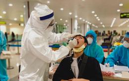 10.000 nhân viên sân bay Nội Bài xét nghiệm COVID-19