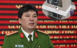 Hà Nội: Công an quận Thanh Xuân thông tin về vụ bé gái 3 tuổi rơi tự do từ lan can tầng 13 chung cư xuống dưới