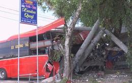 Vụ xe khách đâm xe đạp rồi lao vào cột điện: Danh tính 3 nạn nhân tử vong