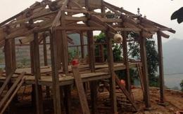 Nghệ An: Sửa nhà bếp giúp em vợ, người đàn ông bị cột gỗ đè tử vong