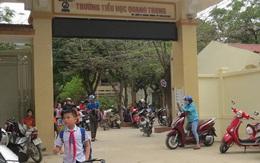 Nghệ An: Nhiều học sinh đau bụng, nôn mửa khi uống nước phát miễn phí ở cổng trường