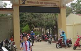 Nguyên nhân các học sinh đau bụng phải vào trạm y tế ở Nghệ An