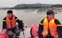Để lại lá thư cùng xe máy, người đàn ông gieo mình xuống sông Lam