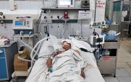 Đau xót cảnh một gia đình chồng bị ung thư, vợ lại nguy kịch vì tai nạn giao thông