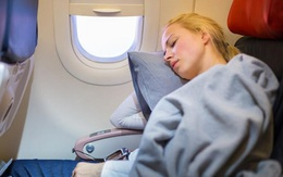 10 điều không ngờ cơ thể phải gánh chịu khi đi máy bay