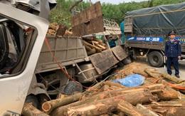 Xe tải chở keo bị lật làm 7 người chết ở Thanh Hoá chở quá 5 người