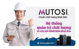 Hirayama hợp tác Mutosi Group, chính thức trở thành cố vấn Chuẩn chất lượng Nhật Bản