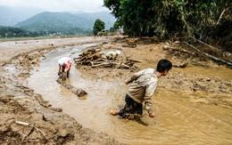 Lào Cai: Suối Ngòi San bị thắt dòng, người dân lo lũ lịch sử lặp lại