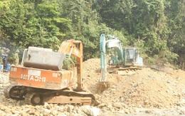 Cứu hộ ở Rào Trăng 3: Điều thêm máy múc cỡ lớn, tập trung tìm kiếm tại khu vực bãi bồi của sông Rào Trăng
