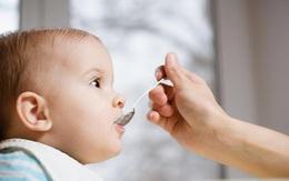 Cân đối lượng sữa và ăn dặm: Bé ăn dặm uống bao nhiêu sữa là đủ?