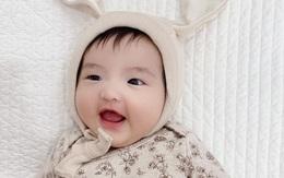 Loạt biểu cảm phấn khích cực yêu của con gái Đông Nhi - Ông Cao Thắng